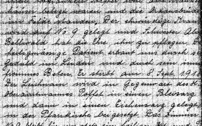 Von der Spanischen Grippe 1918 zur Covid-19-Pandemie 2020