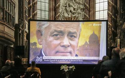 Infos zum Dankgebet in Rom am Sonntag, 16. Mai 2021